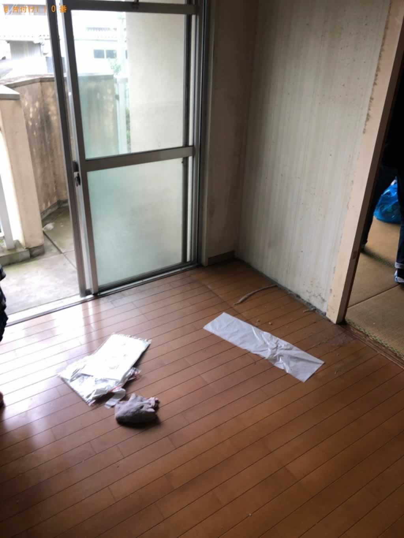 家具回収施工後