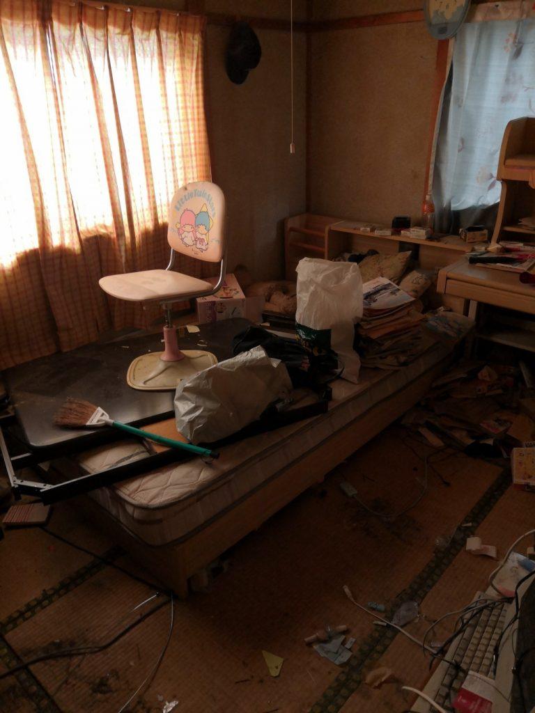 【大阪狭山市】遺品整理で家財一式の出張不用品回収・処分ご依頼 お客様の声