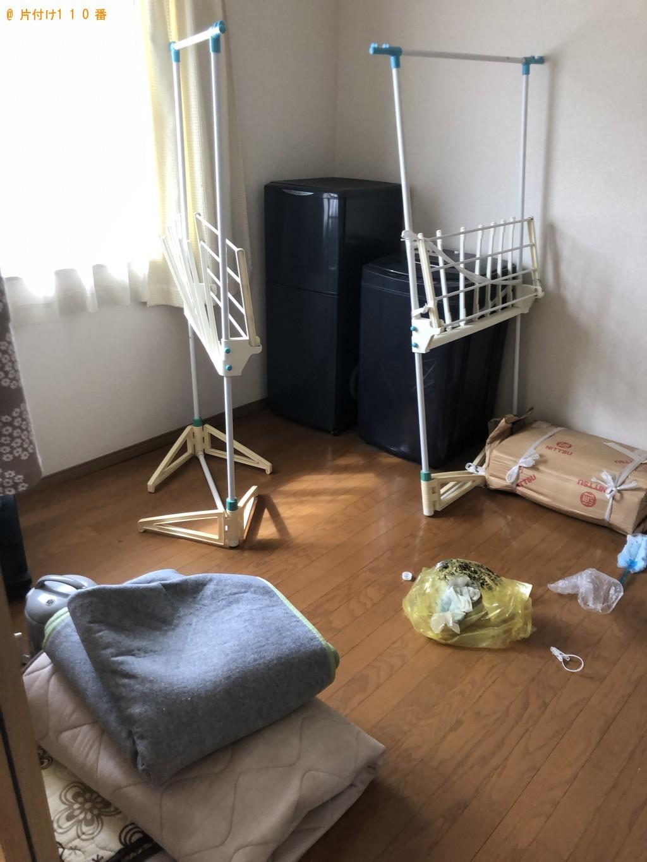 【男鹿市】冷蔵庫、洗濯機、パソコン、モニター、カーペット等の回収
