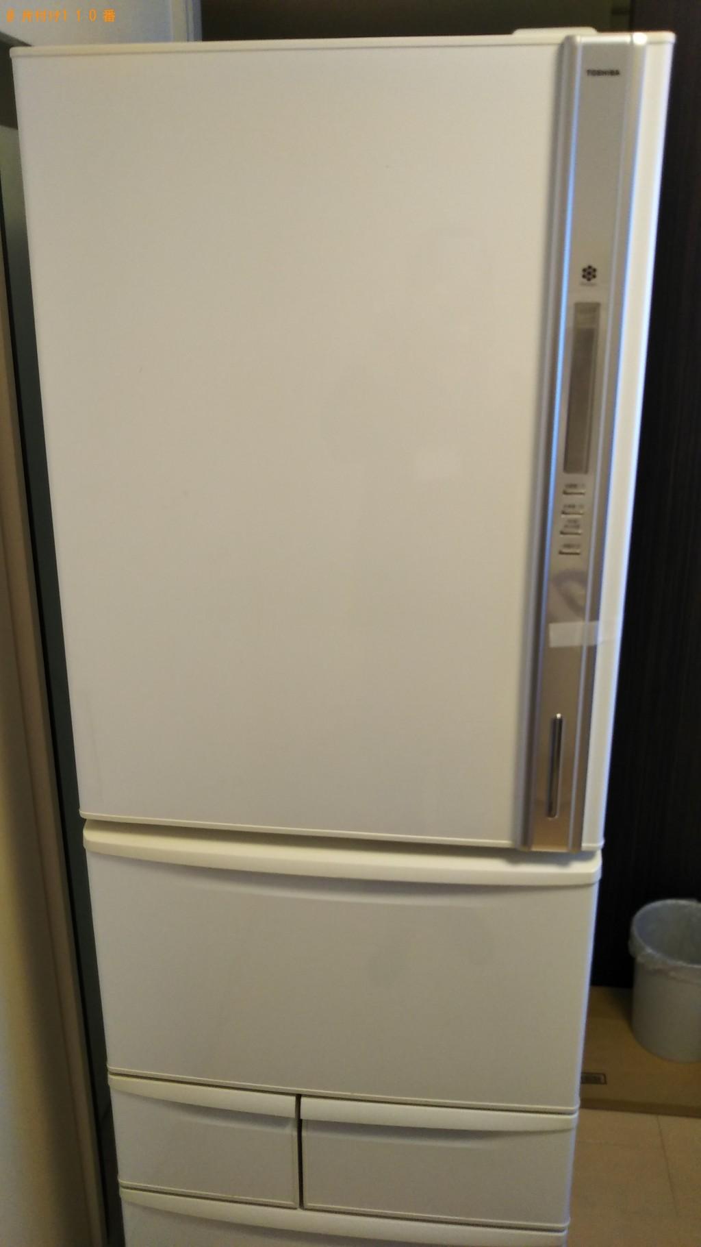 【仙北市】冷蔵庫の回収・処分ご依頼 お客様の声