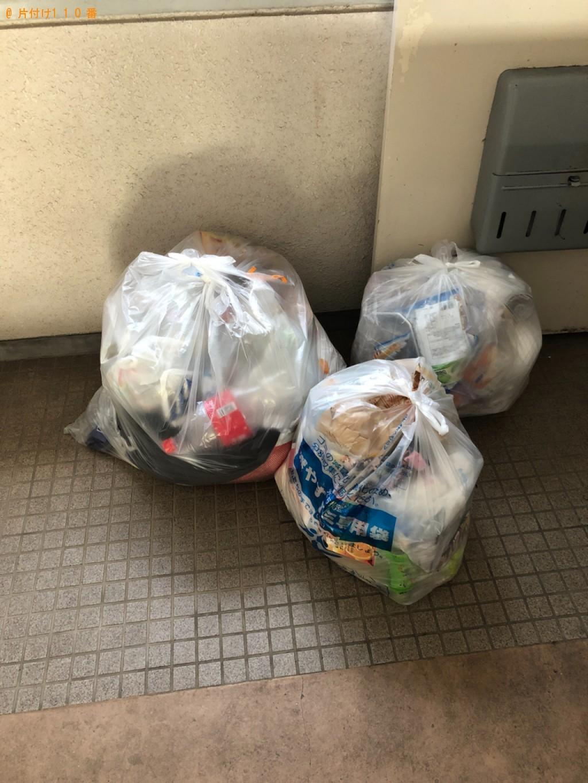 【秋田市】一般ごみの回収・処分ご依頼 お客様の声