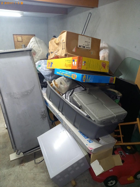 【秋田市】自転車、家具、家電、布団等の回収・処分ご依頼
