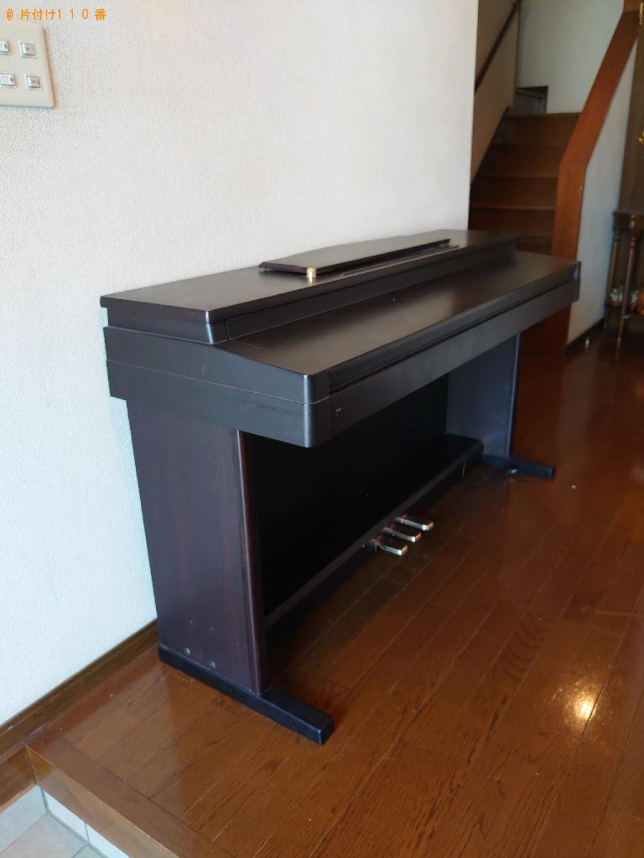 【秋田市】電子ピアノの回収・処分ご依頼 お客様の声