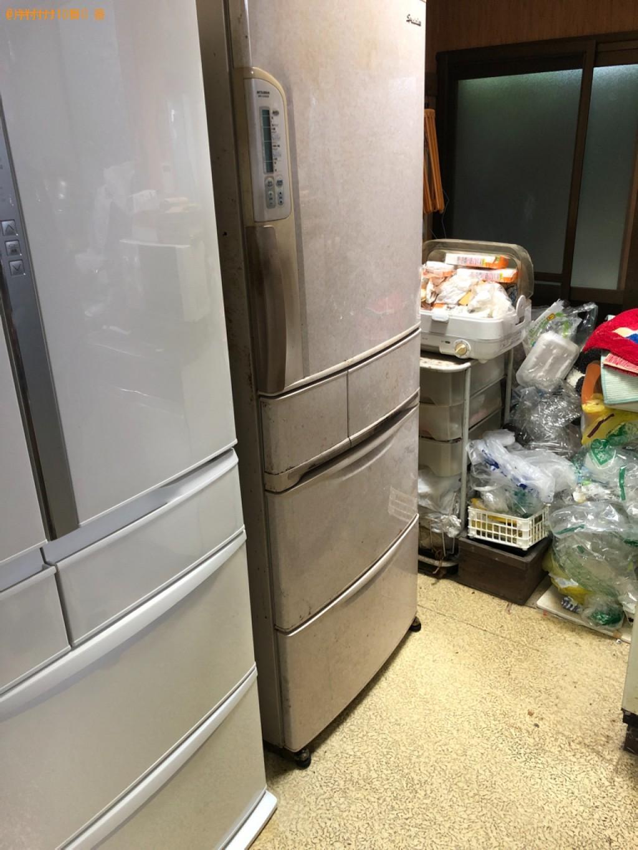 【秋田市】冷蔵庫、テレビ、ウレタンマットレス の回収・処分ご依頼