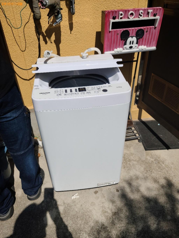 冷蔵庫、洗濯機、本棚、タンス、ローテーブル等の回収・処分ご依頼