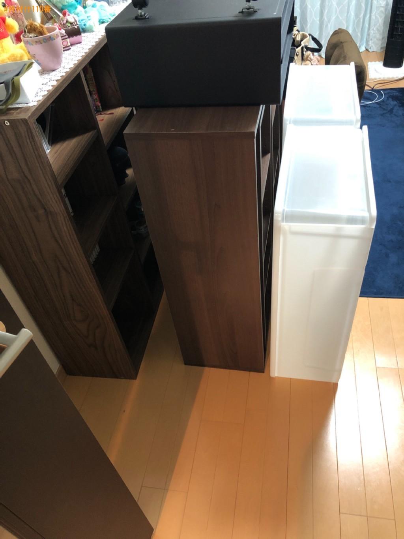 本棚、衣装ケース、家具の回収・処分ご依頼 お客様の声